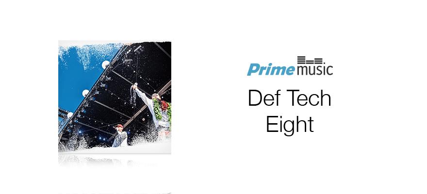 Def Tech『Eight』をPrime Musicで