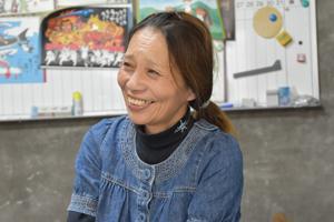 山本明美さん