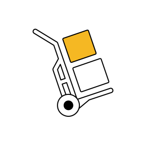 商品の納入