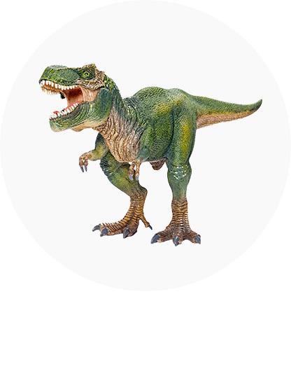 恐竜のおもちゃ