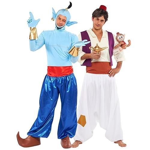 アラジン&ジニー