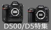D500/D5特集