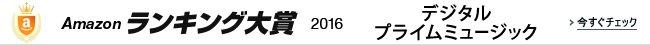Amazonランキング大賞2016年間