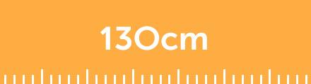130cm