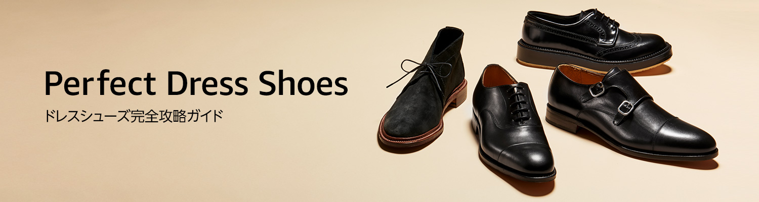 Perfect DRESS SHOES GUIDE