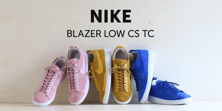 NIKE BLAZER LOW CS TC