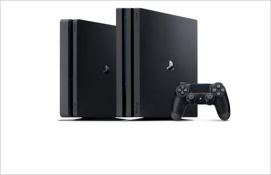PlayStation 4 本体ラインナップ