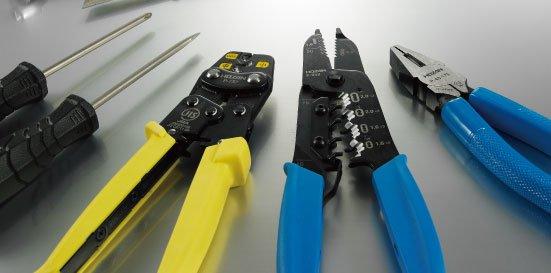 試験用工具・部材の入手