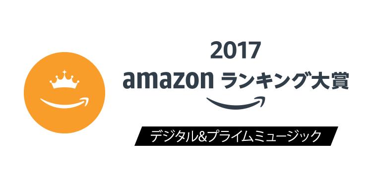 2017 Amazonランキング大賞