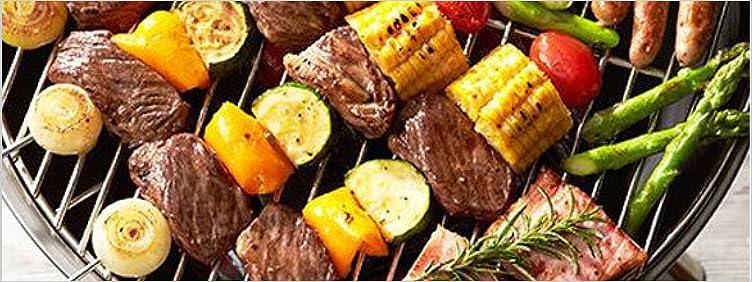 バーベキュー食材特集 BBQを楽しむ肉・野菜・海鮮・たれ