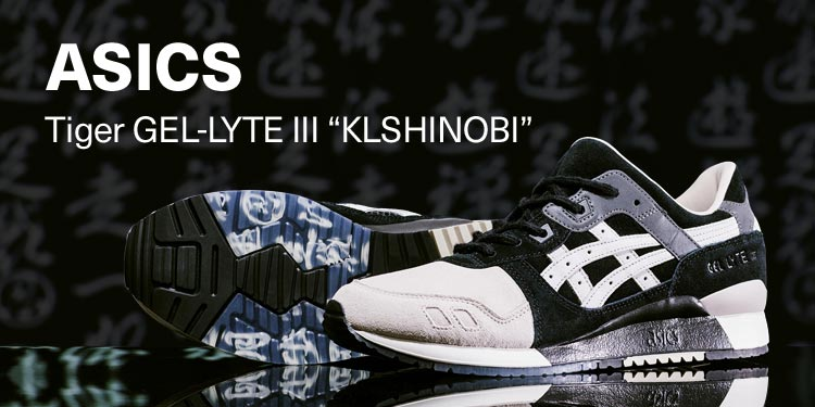 "ASICS Tiger GEL-LYTE III ""KLSHINOBI"""
