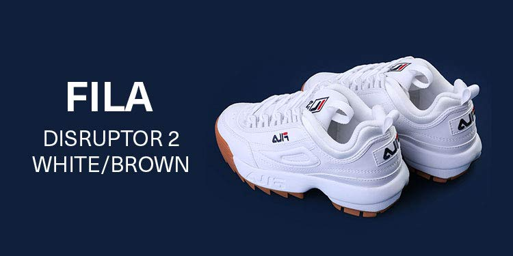 FILA DISRUPTOR 2 BROWN