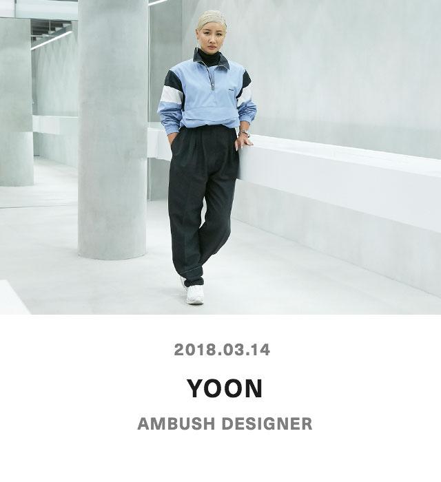 YOON - AMBUSH DESIGNER