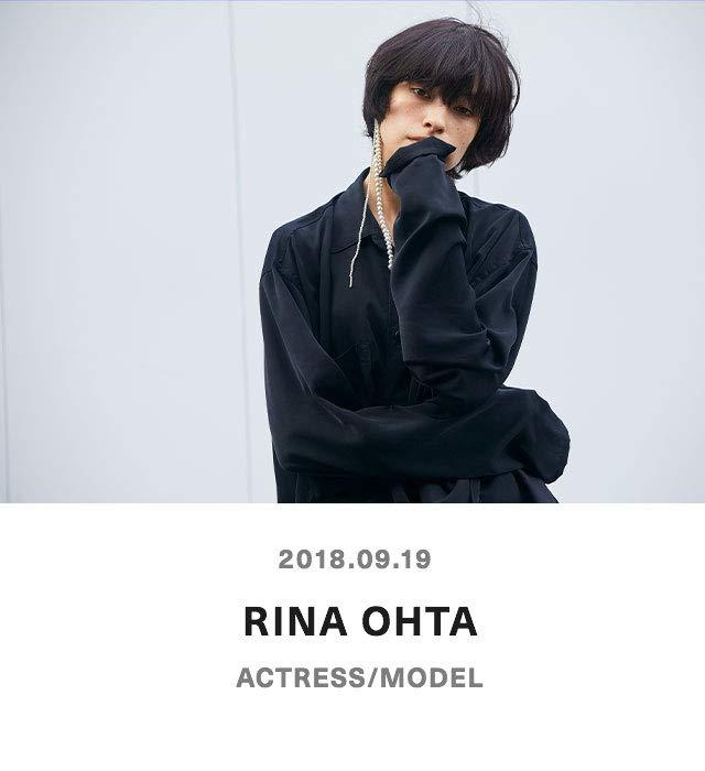 RINA OHTA - ACTRESS/MDOEL