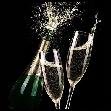 シャンパン・スパークリング