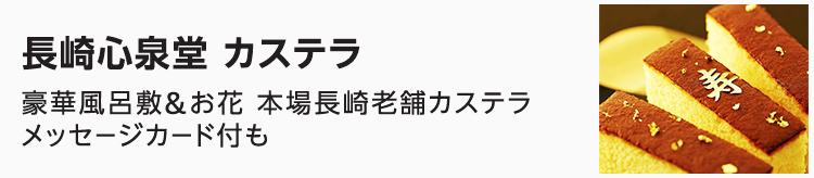 長崎心泉堂カステラ