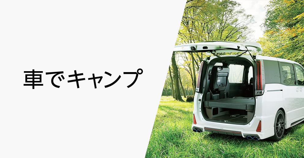 車でキャンプストア