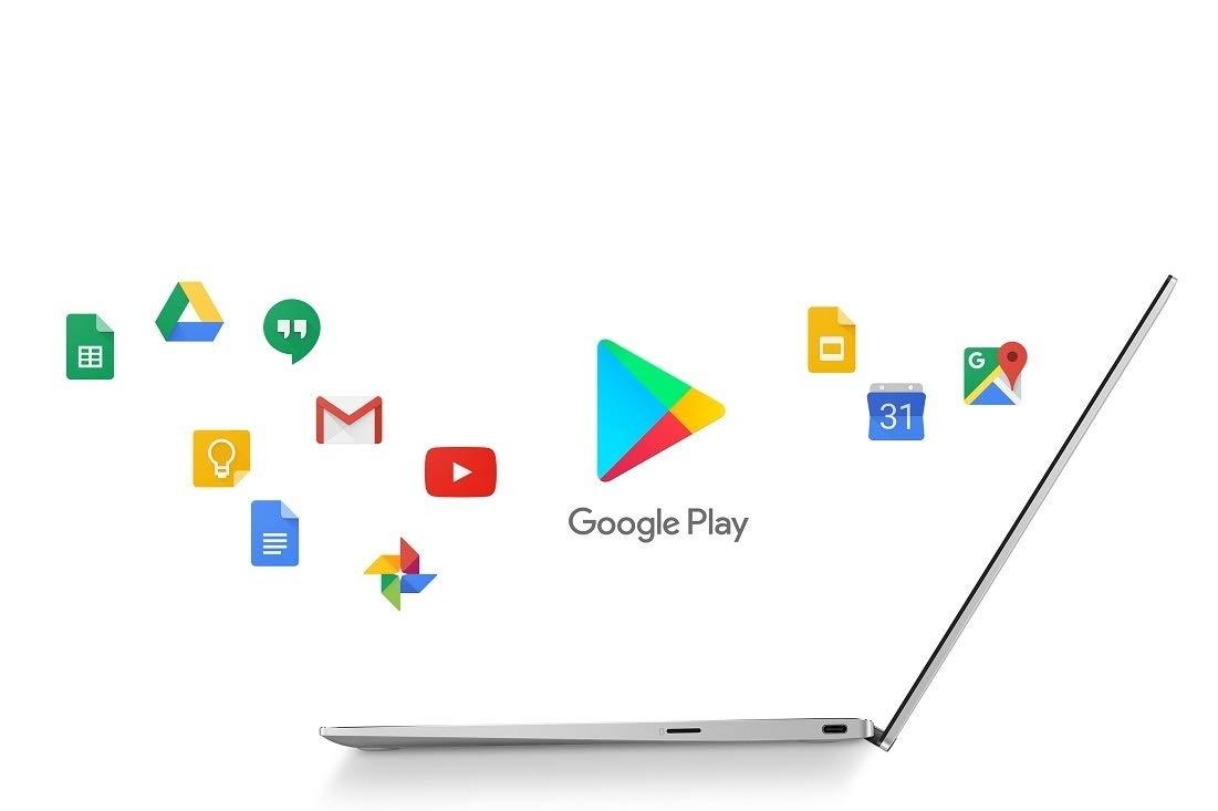 Chromebookの特徴
