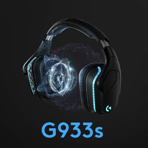 ゲーミングヘッドセット ワイヤレス G933s