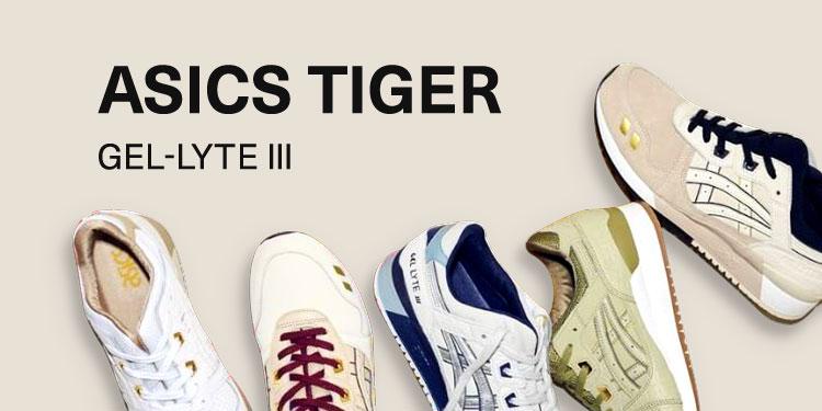 ASICS Tiger GEL-LYTE Ⅲ