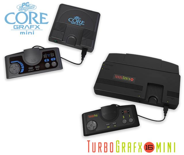 Amazon Co Jp Pc Engine Core Grafx Mini Turbografx 16 Mini Video Games