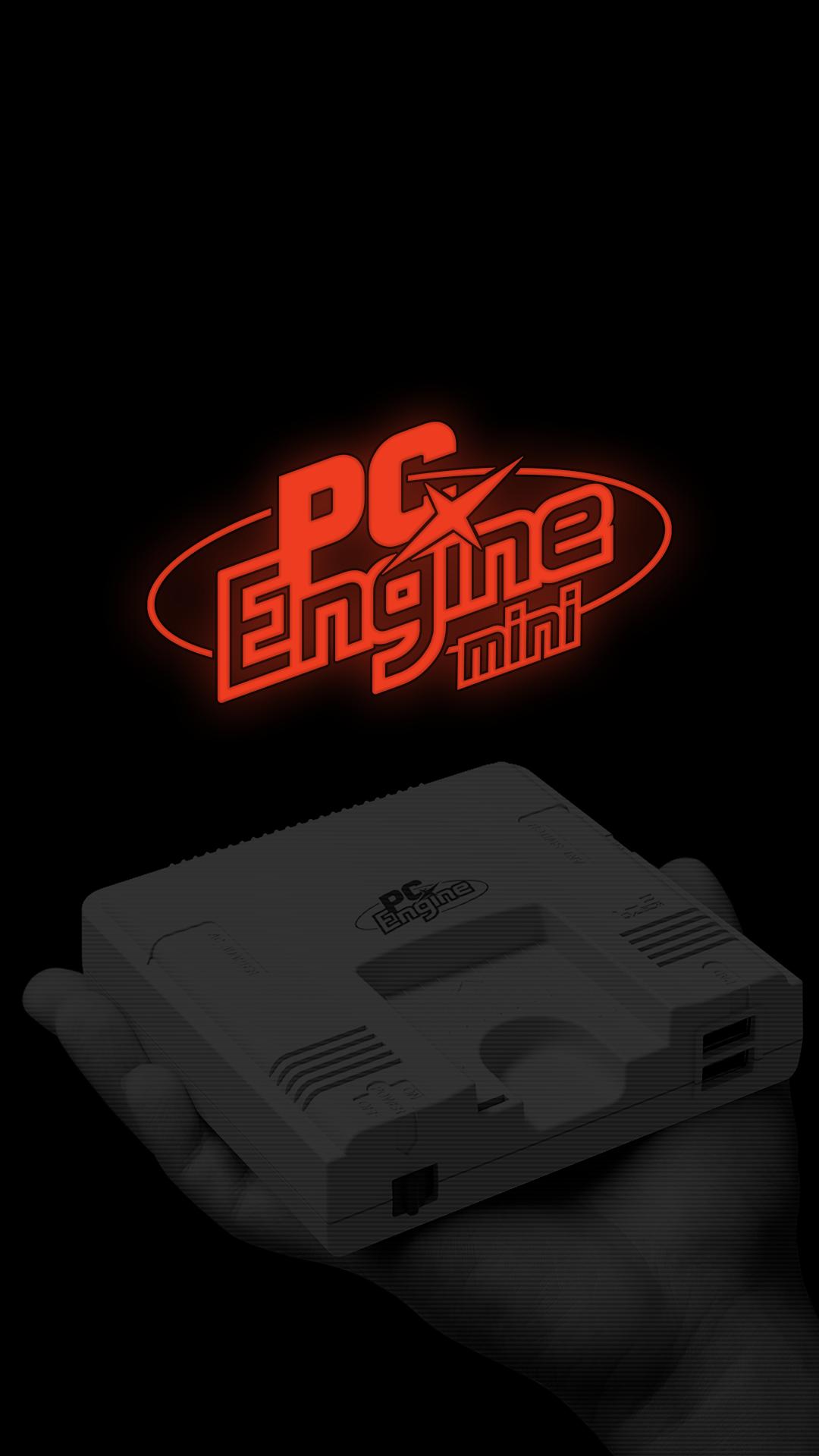 Amazon Co Jp Tgs19出展記念 Pcエンジン Mini 壁紙ダウンロードページ ゲーム