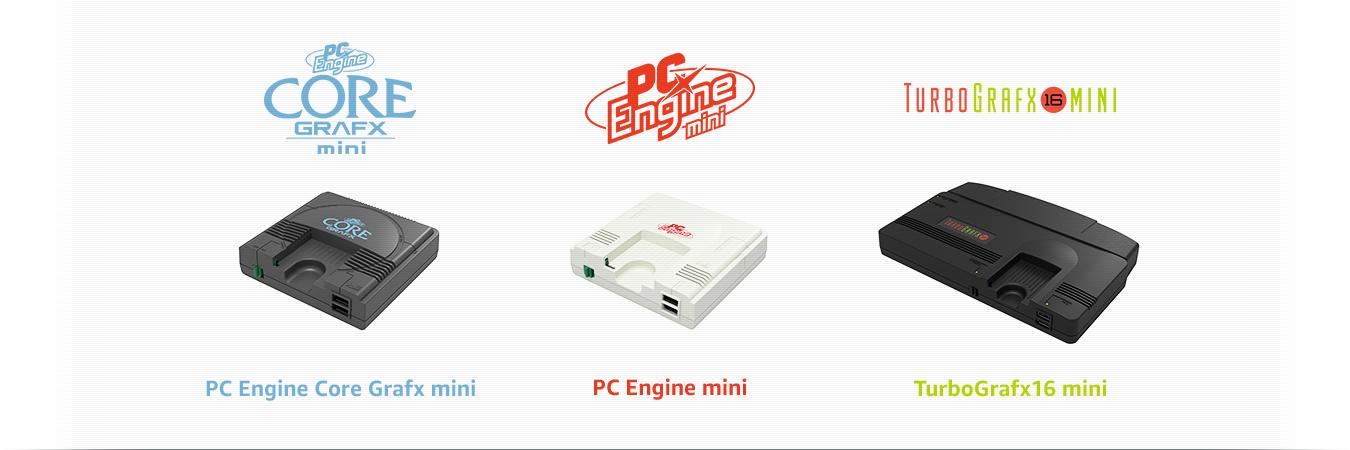 PC Engine mini