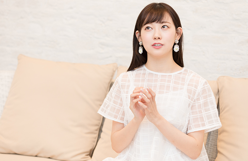 渡辺美優紀 インタビュー