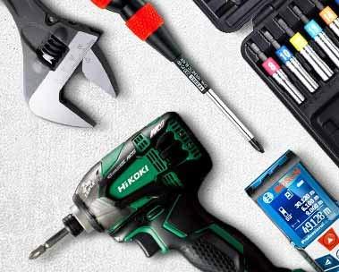 建築業のプロ向け工具