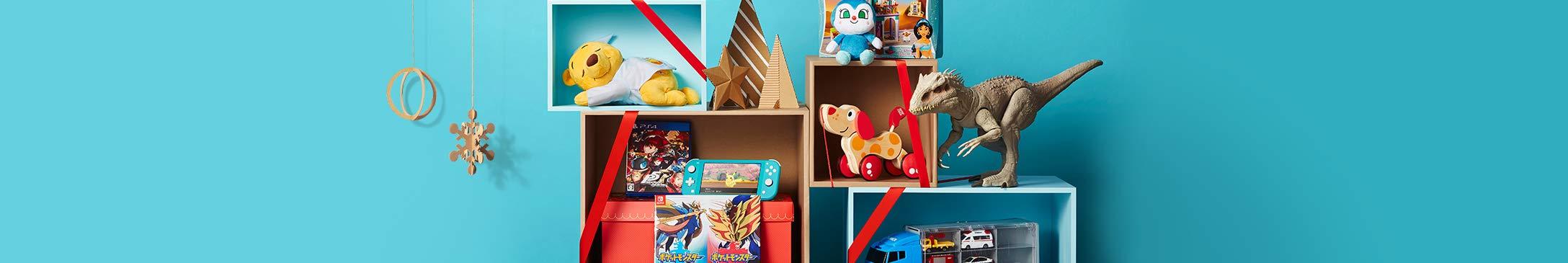 クリスマスギフト ベビー・おもちゃ・ゲーム