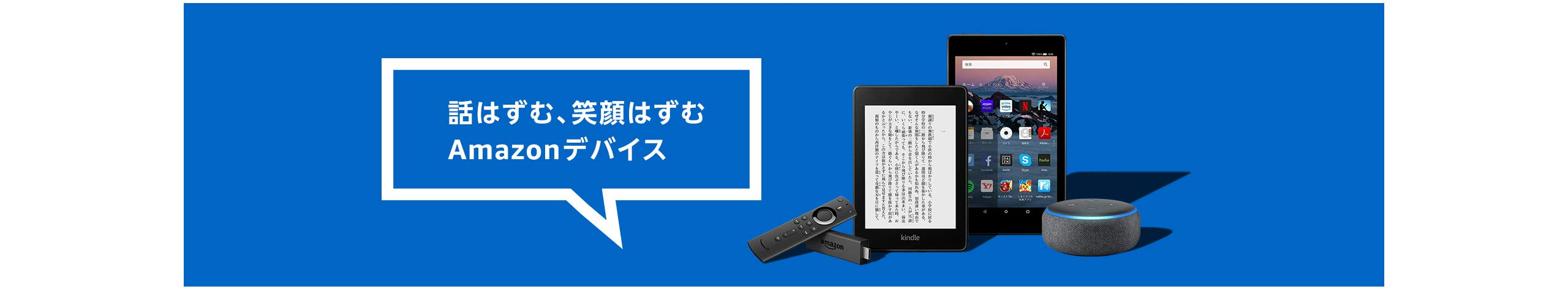 父の日 Amazon Echo Kindle Fire Stick