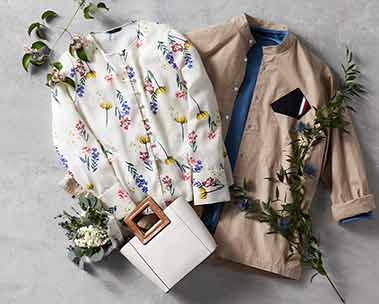 春ファッション 最大30%OFF