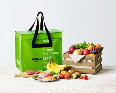 生鮮食品から日用品まで、最短当日お届け [エリア限定]