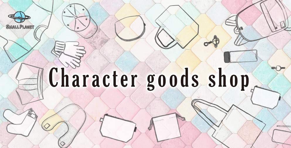 Character goods shop