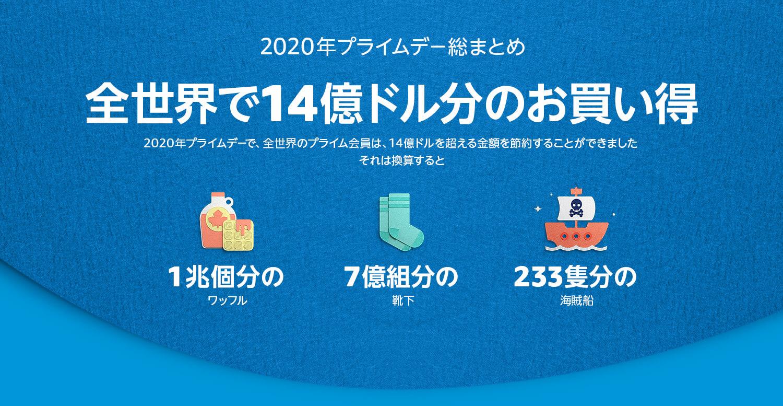 2020年プライムデー総まとめ
