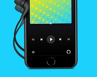 3か月無料で音楽聴き放題 Amazon Music Unlimited