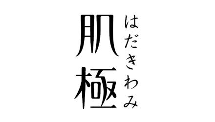 肌極(ハダキワミ)