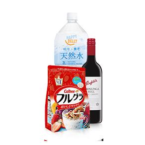 食品/饮料/酒类