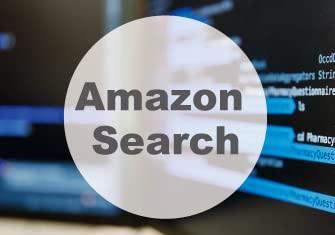 部門から応募-Amazon Search