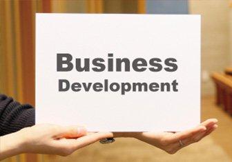 職種から応募-ビジネスディベロップメント