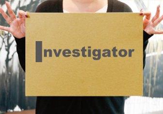 職種から応募-インベスティゲーター