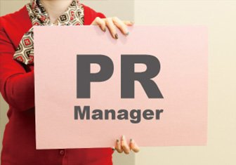 職種から応募-PRマネージャー