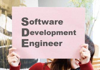 職種から応募-ソフトウェアディベロップメントエンジニア