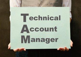 職種から応募-テクニカルアカウントマネージャー
