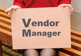 職種から応募-ベンダーマネージャー