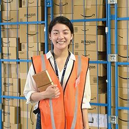 Amazon Story:Amazon物流拠点での仕事