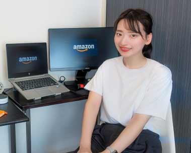 Amazon Story「新卒社員が挑戦するリアルなやりがい」