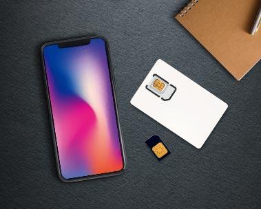 iPhone12 / 12pro動作確認済SIMカード