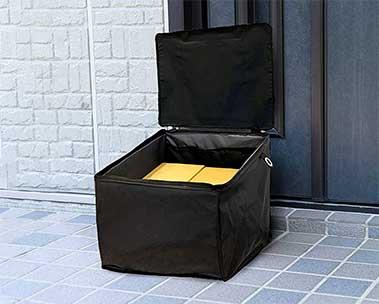 置き配に、安心な宅配ボックス