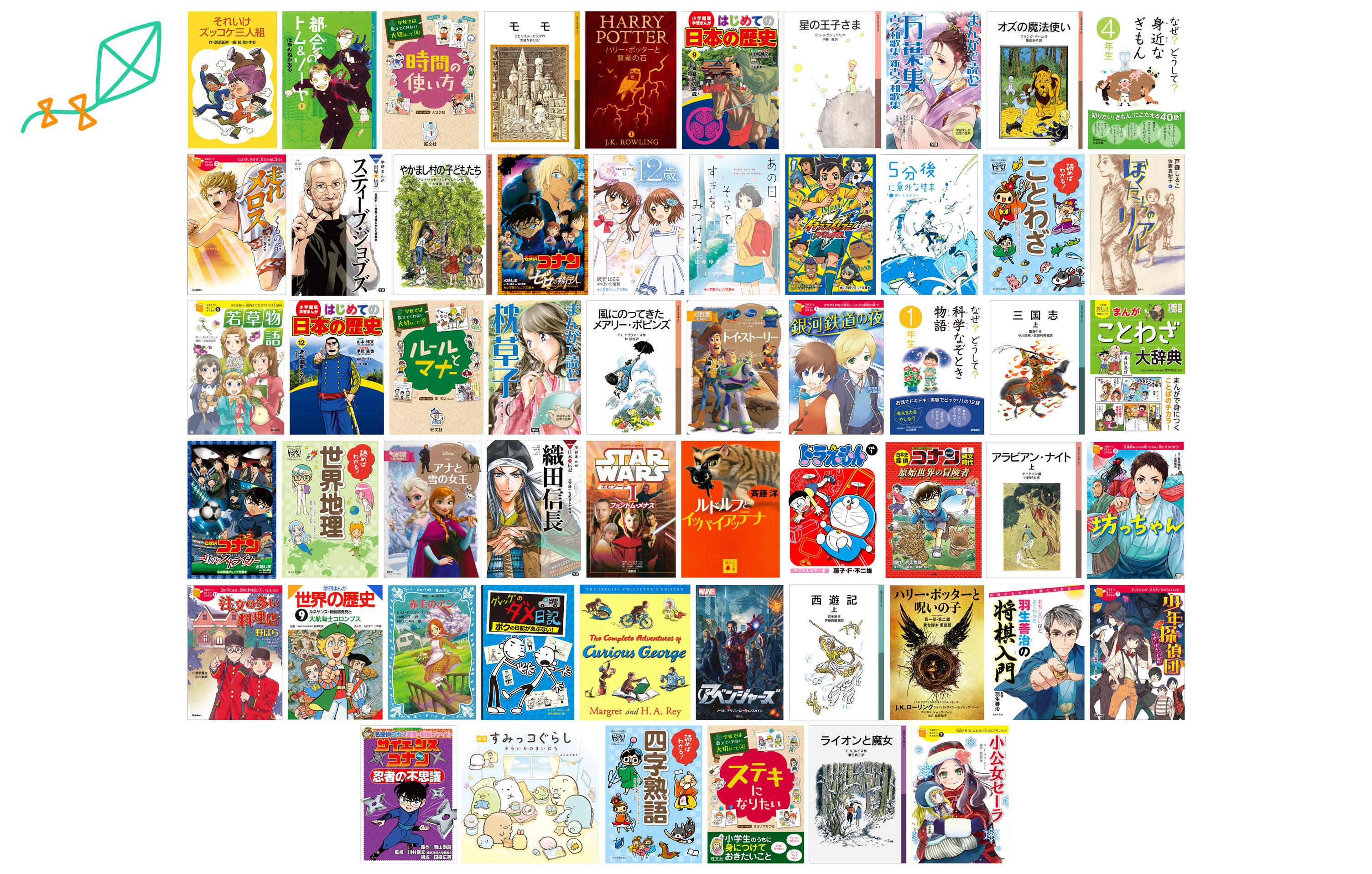 popular books